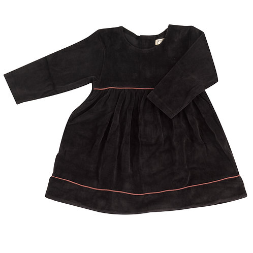 PIGEON ORGANICS Velour Party Dress