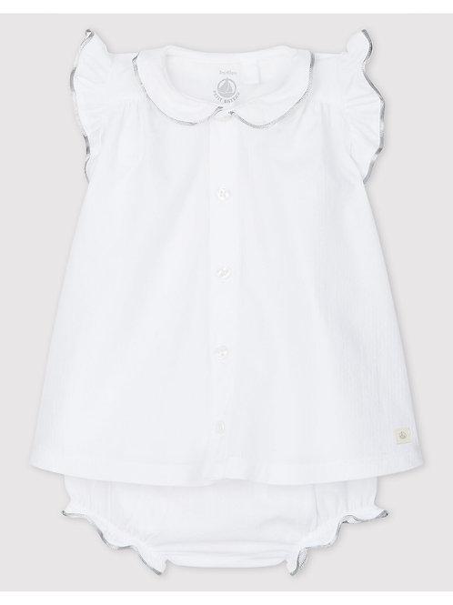 PETIT BATEAU Dress & Bloomer