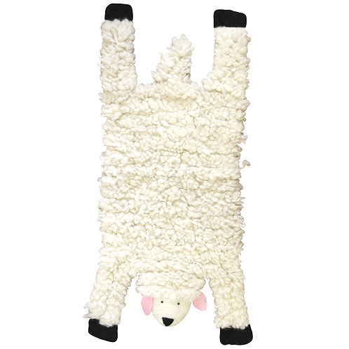 KLIPPAN Kid's Carpet Sheep