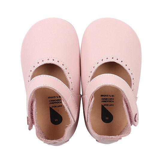 BOBUX Mary Jane (Light Pink)