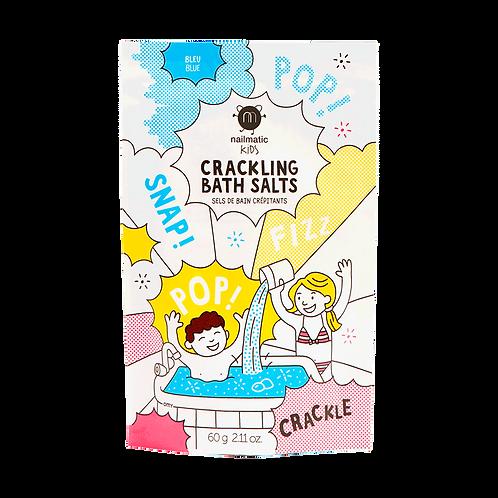 NAILMATIC Blue Crackling Bath Salts