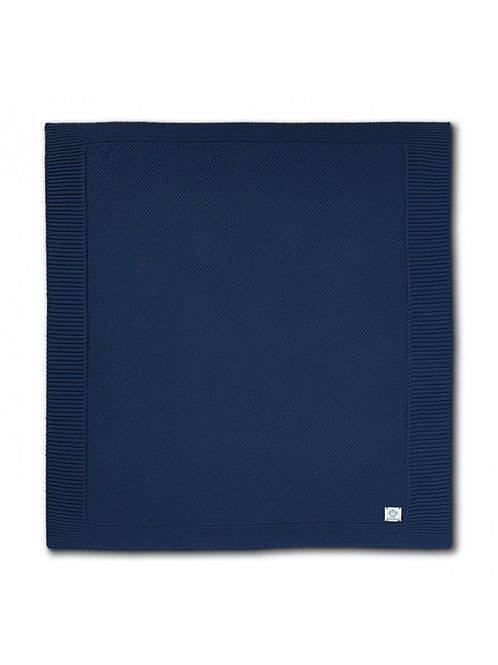 MM Baby Blanket - Navy