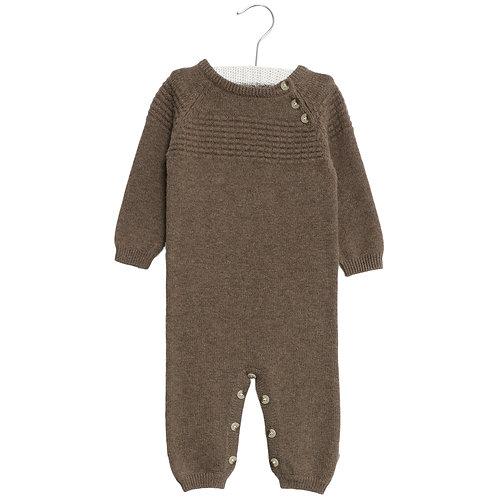 WHEAT Knit Jumpsuit Elliot