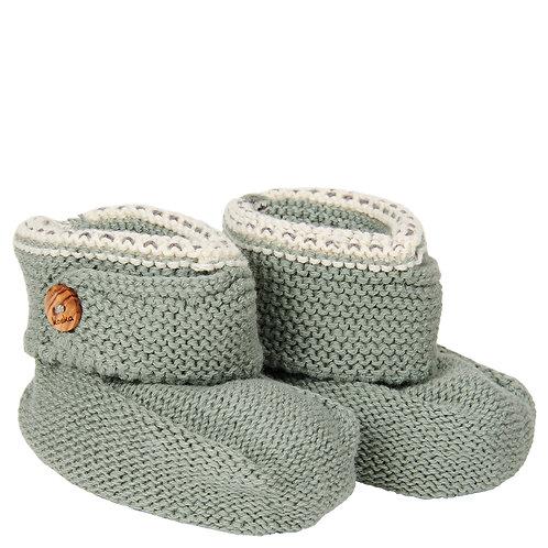 KOEKA Baby Slippers - Green