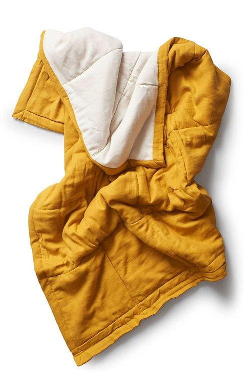 PLAY AT SLAEP Blanket Mustard
