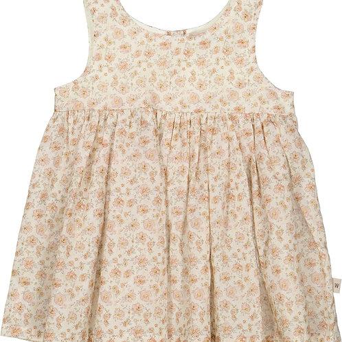 WHEAT Pinafore Dress Birch Flowers Baby