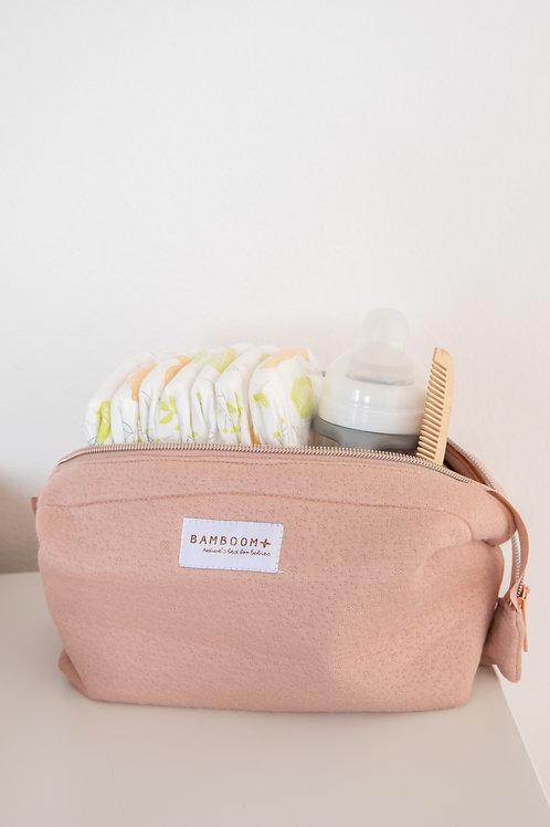 BAMBOOM Store Bag Happy Pink