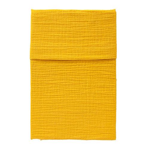 COTTONBABY Pillowcase Ochre