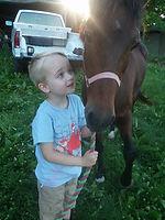 Logan and pony.jpg
