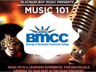 "Amadeus & Platinum Boy Music Presents: Music 101 College Tour ""Who Got Next"""