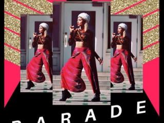 """Nisha """"Parade"""""""
