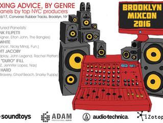 Brooklyn Mixcon 2016