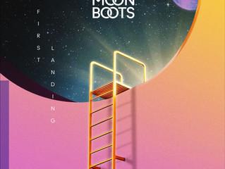 """Moon Boots """"First Landing"""" Album"""