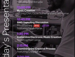 Avid Main Stage Today @ 11:15am January 28th 2018