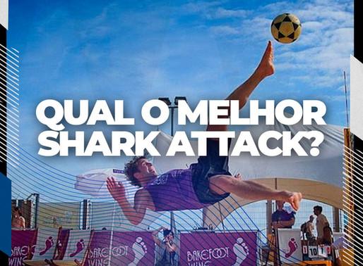 Qual o Melhor Shark Attack do Futevôlei