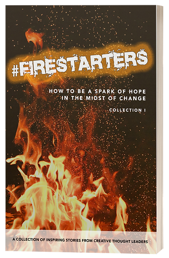 #FIRESTARTERS Book Project (Cover)