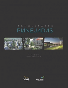 Comunidades Planejadas | capa do livro publicado pela Adit com participação da Urban Systems Brasil