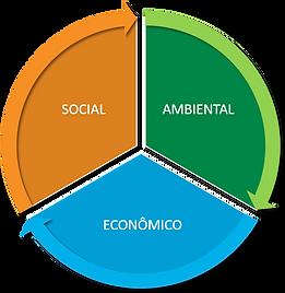 conceito de sustentabilidade econômica social e ambiental nos estudos da Urban Systems Brasil