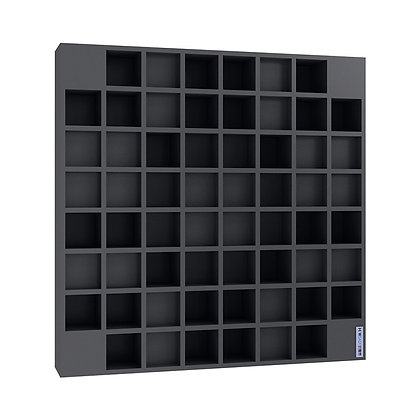 D64 Solid Wood High Frequency Diffuser Panel