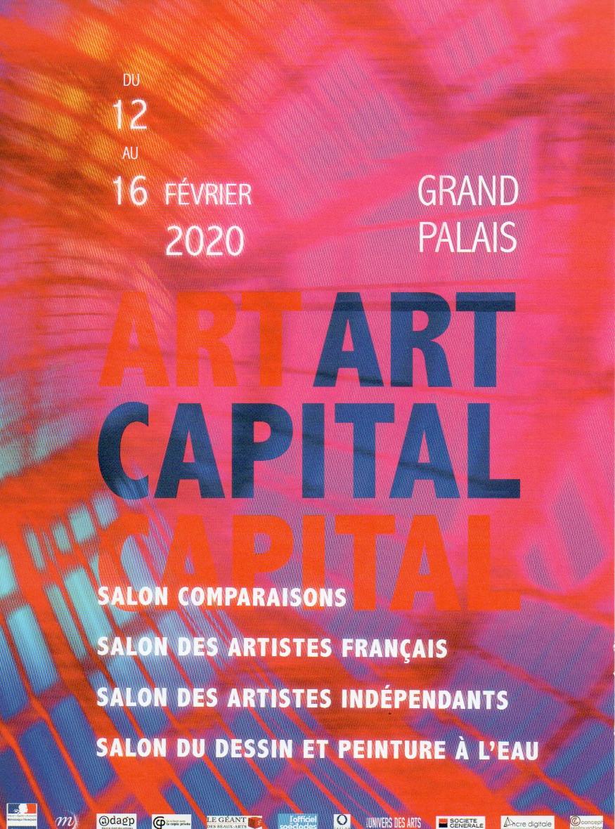 Venez nous voir au GRAND PALAIS PARIS