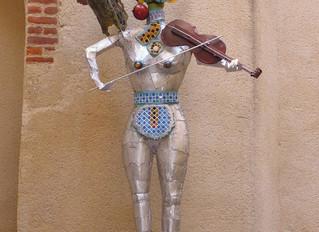 LA COMEDIE MUSICALE DIVINE (VIOLONISTE)