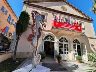 2020 - SAINT TROPEZ du 23 septembre au 1er octobre 2020 - Salon International des Arts Plastiques