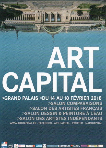 Grand Palais ART CAPITAL