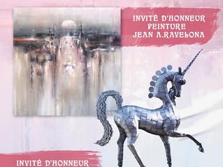 INVITE D'HONNEUR Château de BUC (Grand Versailles)
