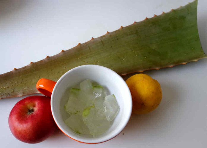 Aloe-Smoothie
