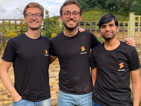 Super excited to announce SquadPal's £400k Pre-seed round 🚀
