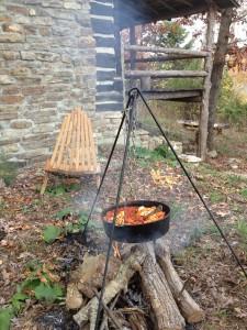 Garden Vegetable Harvest Stew