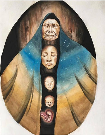 cérémonie des ancêtres