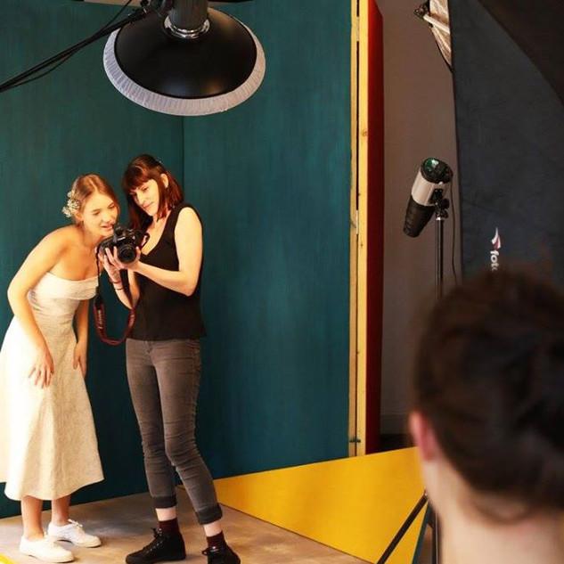 Backstage  Photo _Crédit photo _ Liltih.