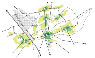 Aanzet Woonomgevingsplan, Beringen