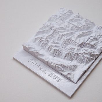 Puzzel Bergketen, Sölden