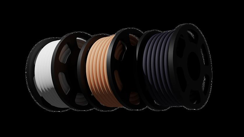 Filament 3D-NU rendering