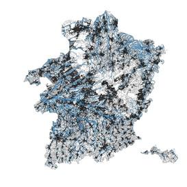 Geografisch Informatie Systeem (GIS), Limburg