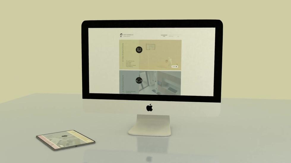 Animatie Website Launch
