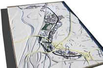 UAntwerpen: Woluweboulevard, Noordelijke rand