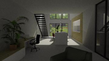 Photorealistisch interieur, Diest