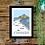 Thumbnail: St Michael's Mount UNFRAMED print