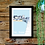 Thumbnail: St Ives A4 or A3 UNFRAMED print
