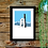 Thumbnail: Cornish Tin mine by the sea A4 or A3 UNFRAMED print