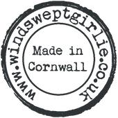 windsweptgirlie logo made in Cornwall