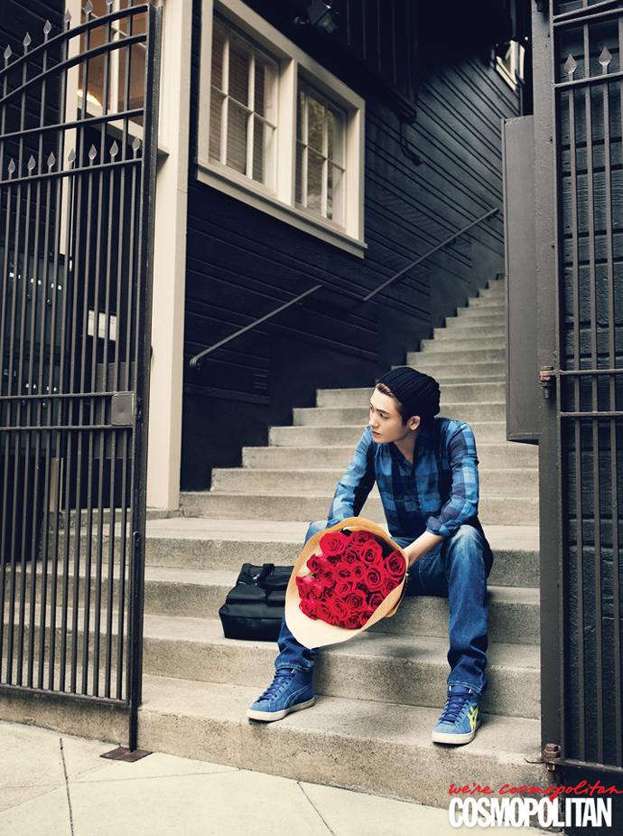 Hyungsik for Koren Cosmopolitan