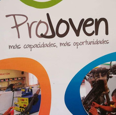 ProJoven  Tegucigalpa - _bronteconnectio