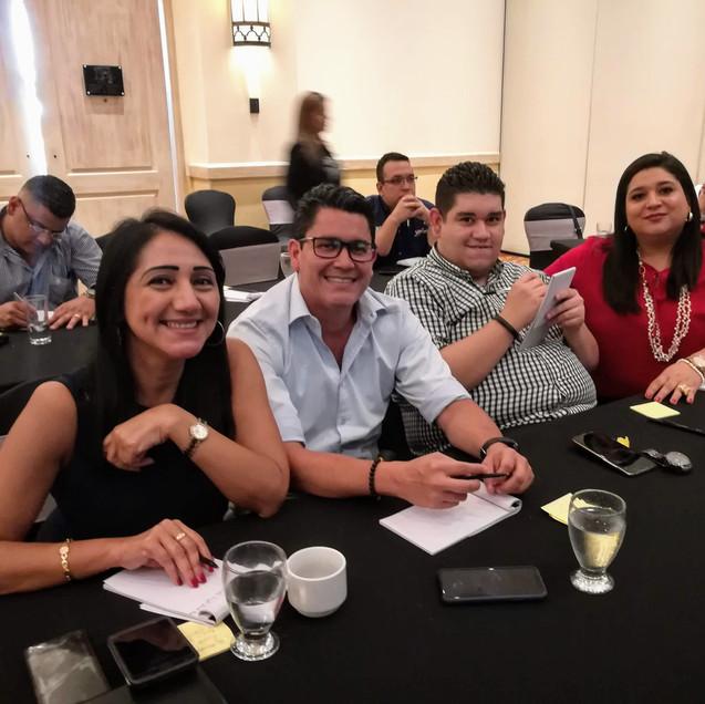 Taller de Retail Honduras - #eventosbron