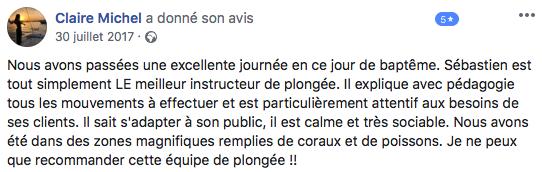 Avis French Touch Diving Plongée Malte