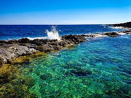 QWARA BEACH SITE PLONGÉE DIVE SITE - French Touch Diving Centre Plongée à Malte Gozo - Scuba Diving Dive Center Malta Gozo