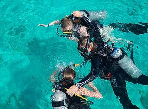 French Touch Diving Plongée à Malte Gozo Scubadiving Try Dive Malta